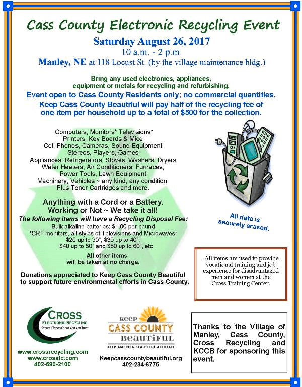 Cass County Recycling