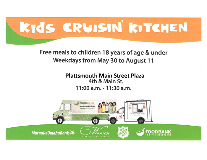 Kids Cruisin Kitchen poster
