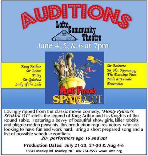 Lofte Auditions