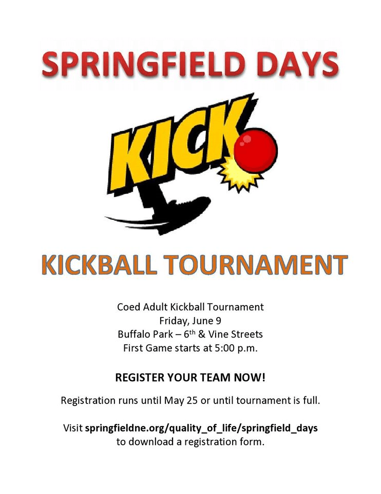 Springfield KickBall Tournament 2017
