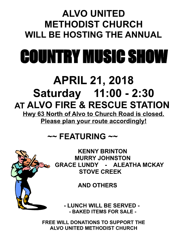 Country Music Show Alvo