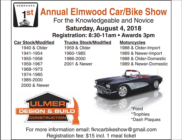 Elmwood Car Show