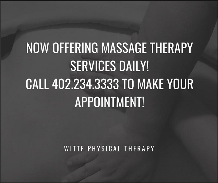 Witte Massage Therapy