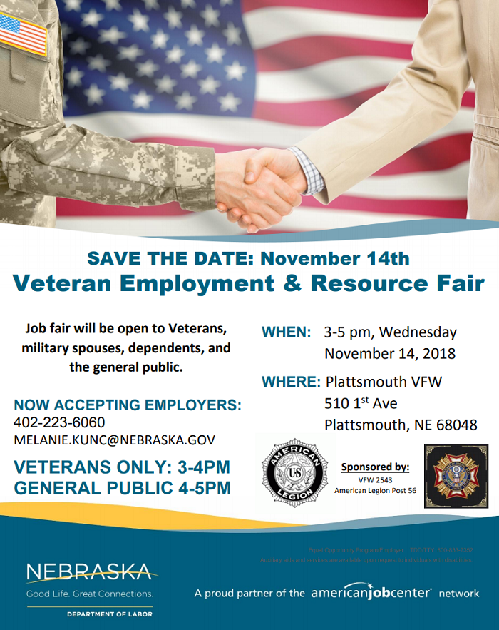 Vet job fair 1114
