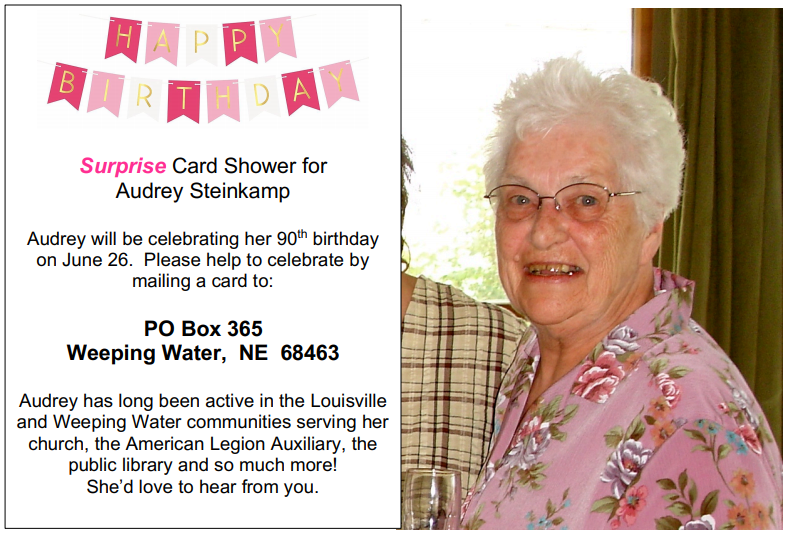 Card Shower