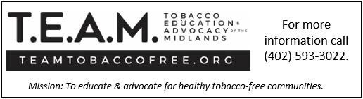 Tobacco Free TEAM